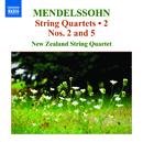 メンデルスゾーン: 弦楽四重奏曲集 第2集/ニュージーランド弦楽四重奏団