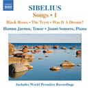 シベリウス: 歌曲集 第1集/ハンヌ・ユルム(テノール)/ヨウニ・ソメロ(ピアノ)
