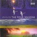 ヴィヴァルディ: ヴァイオリン協奏曲集「四季」, ヴォーン・ウィリアムズ: あげひばり/ビョルン・ガフヴァルト(オルガン)/ビョルン・ガフヴァルト(チェンバロ)/カタリナ・アンドレアソン(ヴァイオリン)/スウェーデン室内管弦楽団