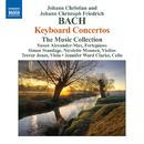 J.C. バッハ, J.C.F. バッハ: 鍵盤楽器のための協奏曲集/ミュージック・コレクション
