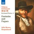 W.F.バッハ: 鍵盤作品集 第2集/ジュリア・ブラウン(チェンバロ)