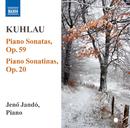 クーラウ: ピアノソナタとソナチネ集/イェネ・ヤンドー(ピアノ)