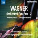 ワーグナー: 管弦楽曲集 第2集/アレッサンドラ・マルク(ソプラノ)/ジェラード・シュワルツ(指揮)/シアトル交響楽団