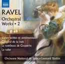 ラヴェル: 管弦楽作品集 第2集/レナード・スラットキン(指揮)/フランス国立リヨン管弦楽団