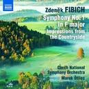 フィビヒ: 管弦楽作品集/マレク・シュティレツ(指揮)/チェコ・ナショナル交響楽団