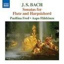 J.S.バッハ: フルートとハープシコードのためのソナタ集