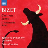 ビゼー:カルメン組曲第1番, 第2番/アルルの女組曲第1番, 第2番(バルセロナ響&カタルーニャ管/ゴンサレス)