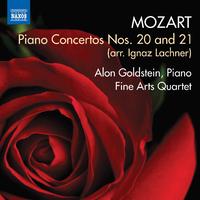 モーツァルト: ピアノ協奏曲第20番/第21番(ラハナーによる室内楽編)