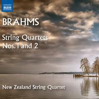 ブラームス: 弦楽四重奏曲第1番/第2番