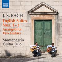 J.S.バッハ: イギリス組曲第1番-第3番