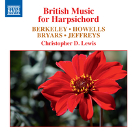 ハープシコードのためのイギリス音楽集