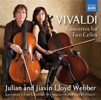 ヴィヴァルディ: 2台のチェロのための協奏曲集