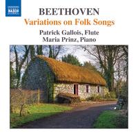 ベートーヴェン: 民謡による変奏曲集