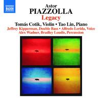 ピアソラ: Legacy-伝説