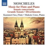 モシェレス: フルートとピアノのための作品集