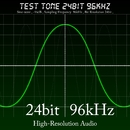 Test Tone 24bit 96kHz -16dB/High-Resolution Audio