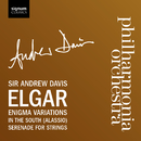 Enigma Variations, In the South and Serenade for Strings/アンドリューデイヴィス&フィルハーモニア管弦楽団