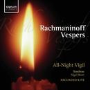 Rachmaninoff : Vespers (ラフマニノフ:徹夜祷 Op. 37)/Tenebrae