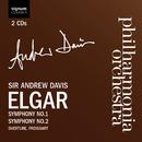 Elgar: Symphonies No. 1 & 2, & Overture, Froissart/フィルハーモニア管弦楽団/Andrew Davis(指揮)