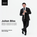Julian Bliss: Nielsen Clarinet Concerto, Mozart Clarinet Concerto/Julian Bliss, Royal Northern Sinfonia, Mario Venzago