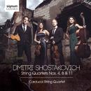 Shostakovich: String Quartets Nos. 4, 8 & 11/Carducci Quartet
