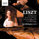 Liszt Recital/Llŷr Williams