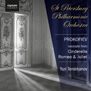 Prokofiev: Orchestral Suites from Cinderella and Romeo & Juliet/サンクトペテルブルク・フィルハーモニー交響楽団、ユーリ・テミルカーノフ(指揮)