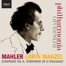 マーラー:交響曲第8番/Philharmonia Orchestra; Lorin Maazel