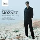 Alessio Bax plays Mozart: Piano Concertos Nos. 24 & 27/Alessio Bax