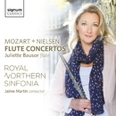 Nielsen & Mozart: Flute Concertos/ジュリエット・ボソー, ロイヤル・ノーザン交響楽団, ジェーム・マルティン