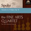 シュポア:九重奏曲 ヘ長調 Op.31/Members of the Fine Arts Quartet & the New York Woodwind Quintet