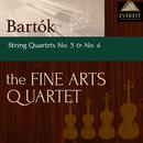 バルトーク:弦楽四重奏曲 第5番 & 第6番/The Fine Arts Quartet