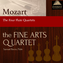 モーツァルト:フルート四重奏曲/Members of the Fine Arts Quartet / Samuel Baron, Flute