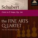 シューベルト:八重奏曲 ヘ長調 Op.166/The Fine Arts Quartet