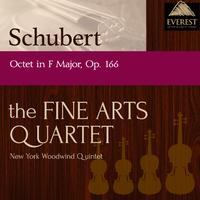 シューベルト:八重奏曲 ヘ長調 Op.166/Fine Arts Quartet
