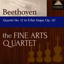 ベートーヴェン:弦楽四重奏曲 第12番 変ホ長調 Op.127/Fine Arts Quartet