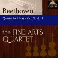 ベートーヴェン:弦楽四重奏曲 第7番 ヘ長調 第1番 op.59/Fine Arts Quartet