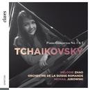 チャイコフスキー:ピアノ協奏曲第1番&第2番/スイス・ロマンド管弦楽団、Michail Jurowski, Mélodie Zhao