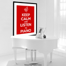 Keep Calm And Listen To Piano - Calm Vibes For Busy Days/Relaxing Piano Crew