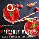 Freshly Made - Jazz & Raspberry Soda/Relaxing Piano Crew