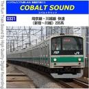 [0331] 埼京線・川越線 快速 (新宿~川越) 205系/鉄道走行音 コバルトサウンド