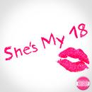 She's my 18 (feat. Yo∞Hey)/ISSEI