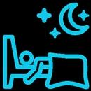 不眠症のためのホワイトノイズ/睡眠研究所