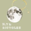moon/N.Y&BICYCLES