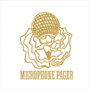 MICROPHONE PAGER/MICROPHONE PAGER