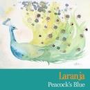 Peacock's Blue/Laranja