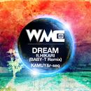 DREAM (BABY-T Remix) [feat. HIKARI]/KAMUY & r-seq