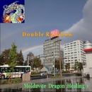 Moldavite Dragon Healing 1 - Double Rainbow/M-Dragon