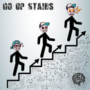 Go up stairs/SAMURAI CHOPPERS