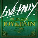 JOY&PAIN/紅桜, IO & Zeebra